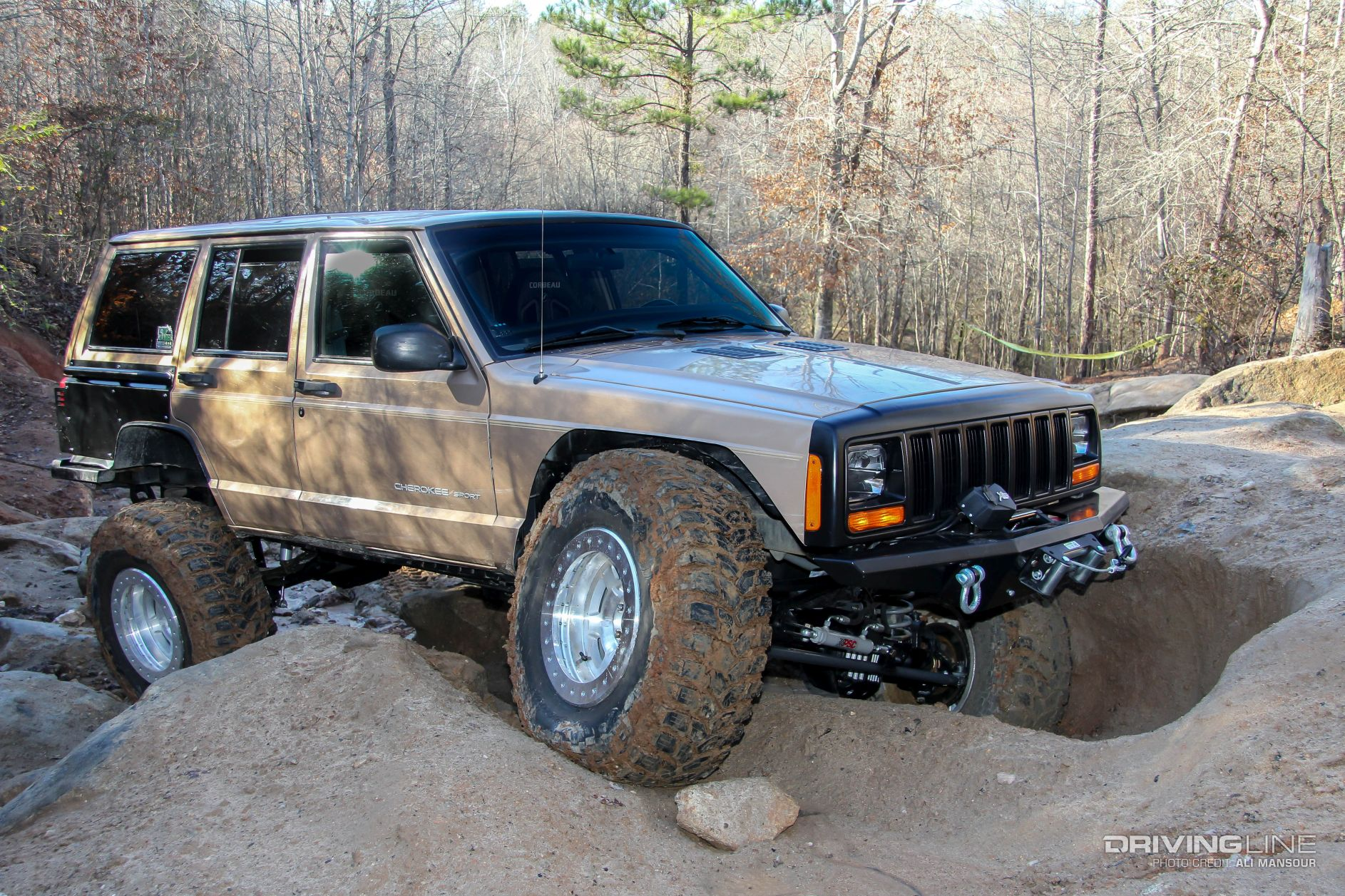 jeep cherokee xj buyer 39 s guide drivingline. Black Bedroom Furniture Sets. Home Design Ideas