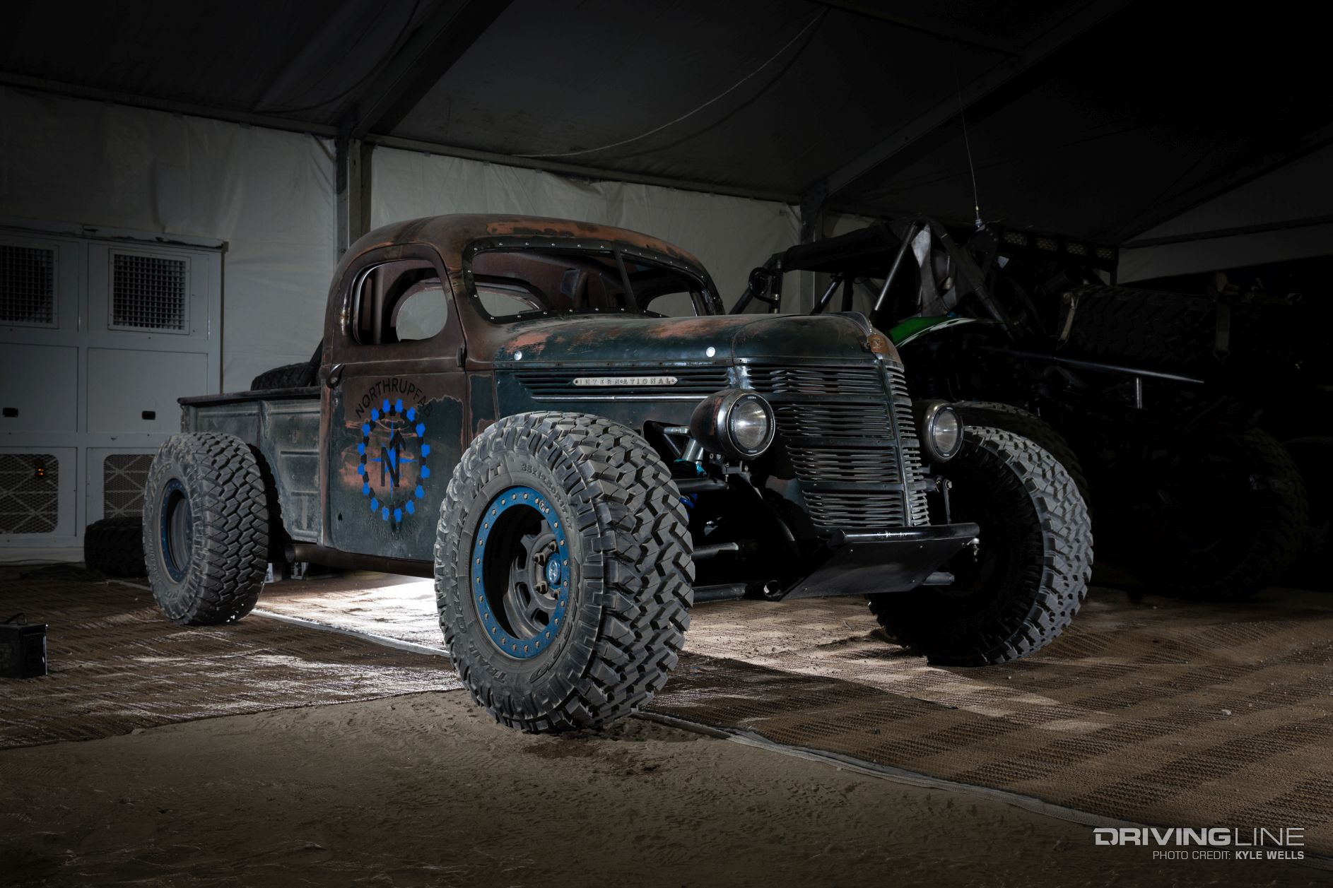 2016 Jeep Pickup >> Trophy Rat: A Hot Rod Pickup With Real Off-Road Chops | DrivingLine