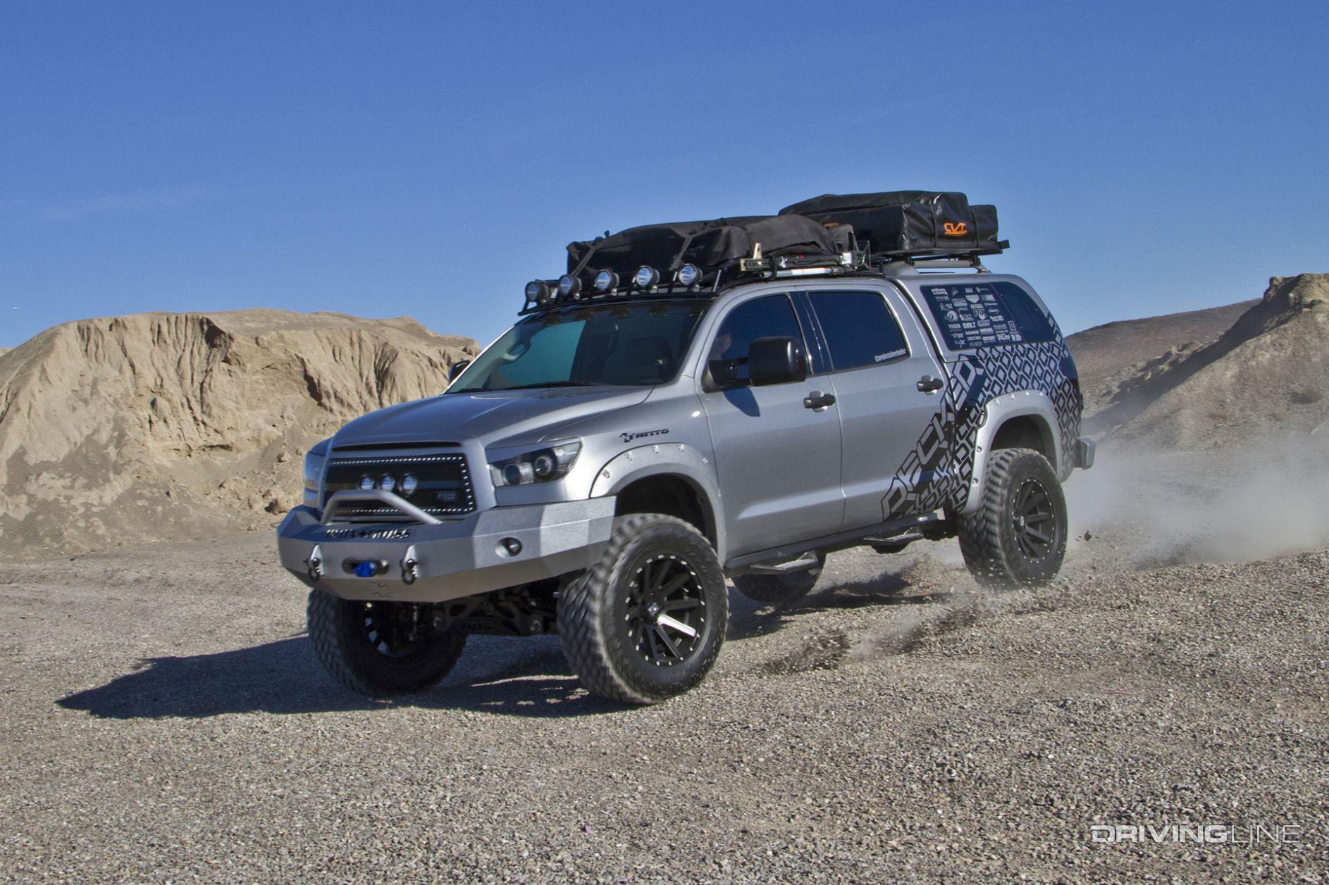 Best Truck Camper For Toyota Tundra Toyota Tundra Camper