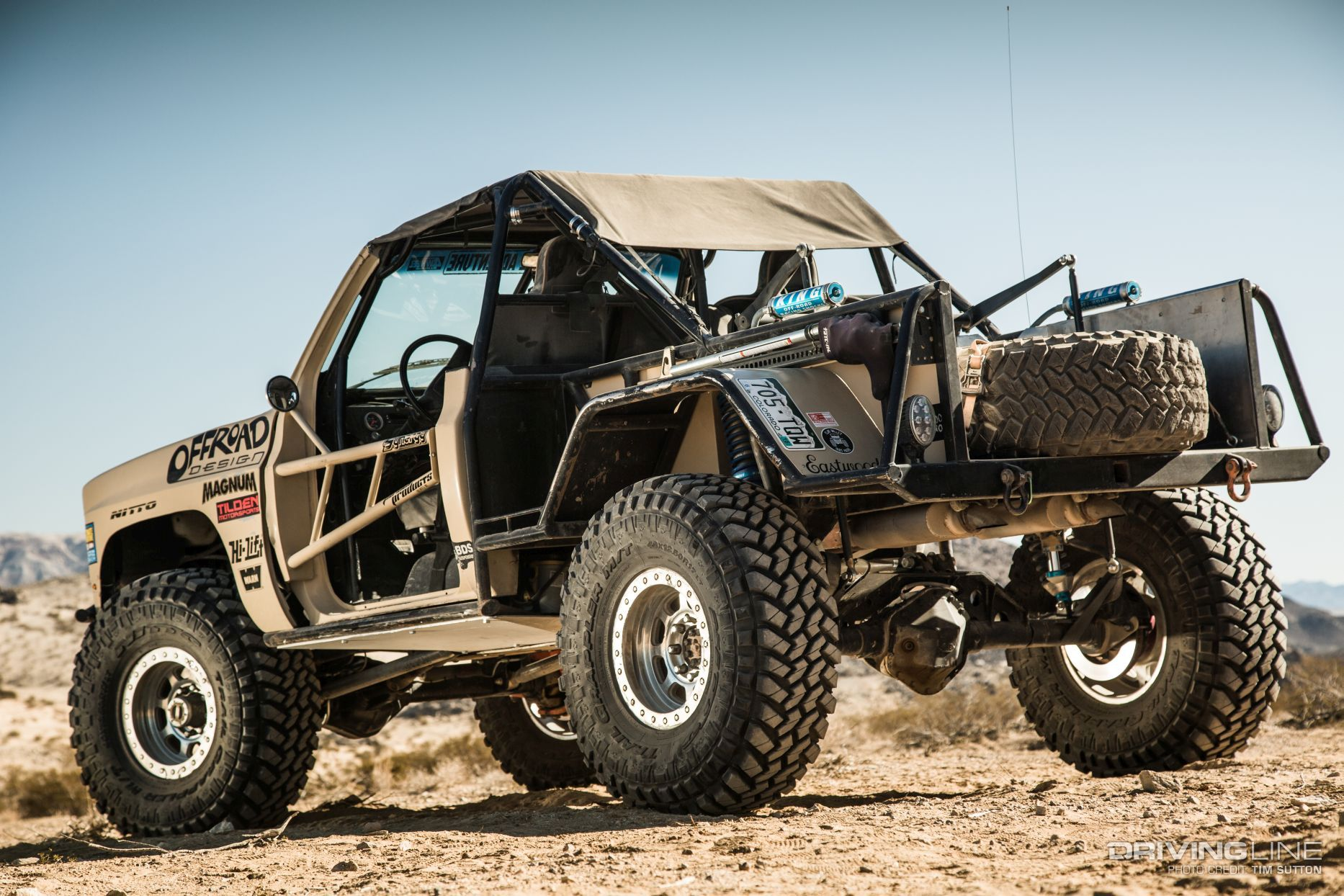 Killer K30: Offroad Design's Latest Chevy Truck Build