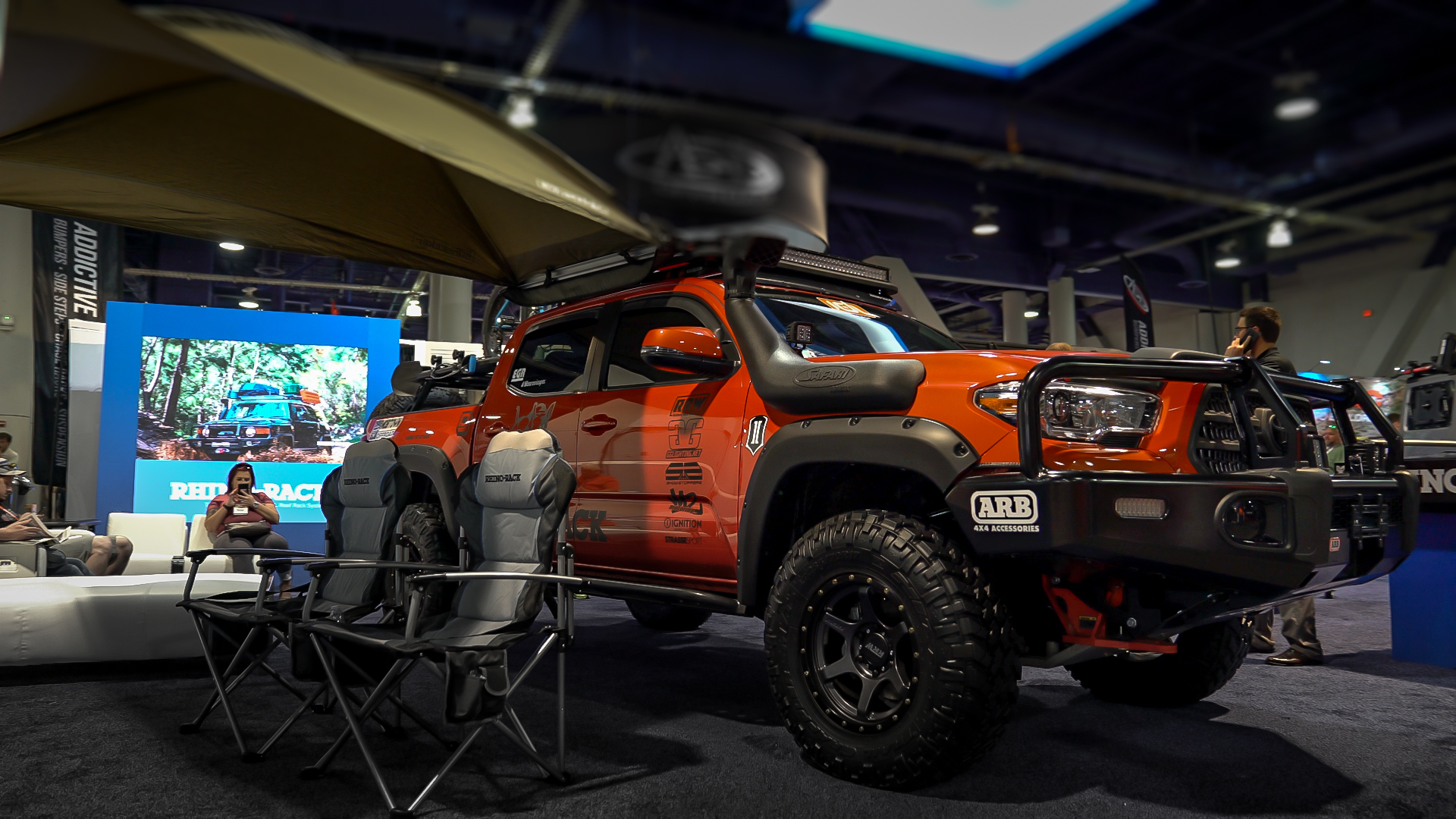 Overland Not Overdone 2017 Toyota Tacoma Trd Off Road
