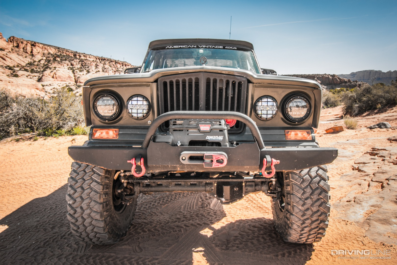 Enter The Dragon A Closer Look At American Vintage 4x4 S Komodo