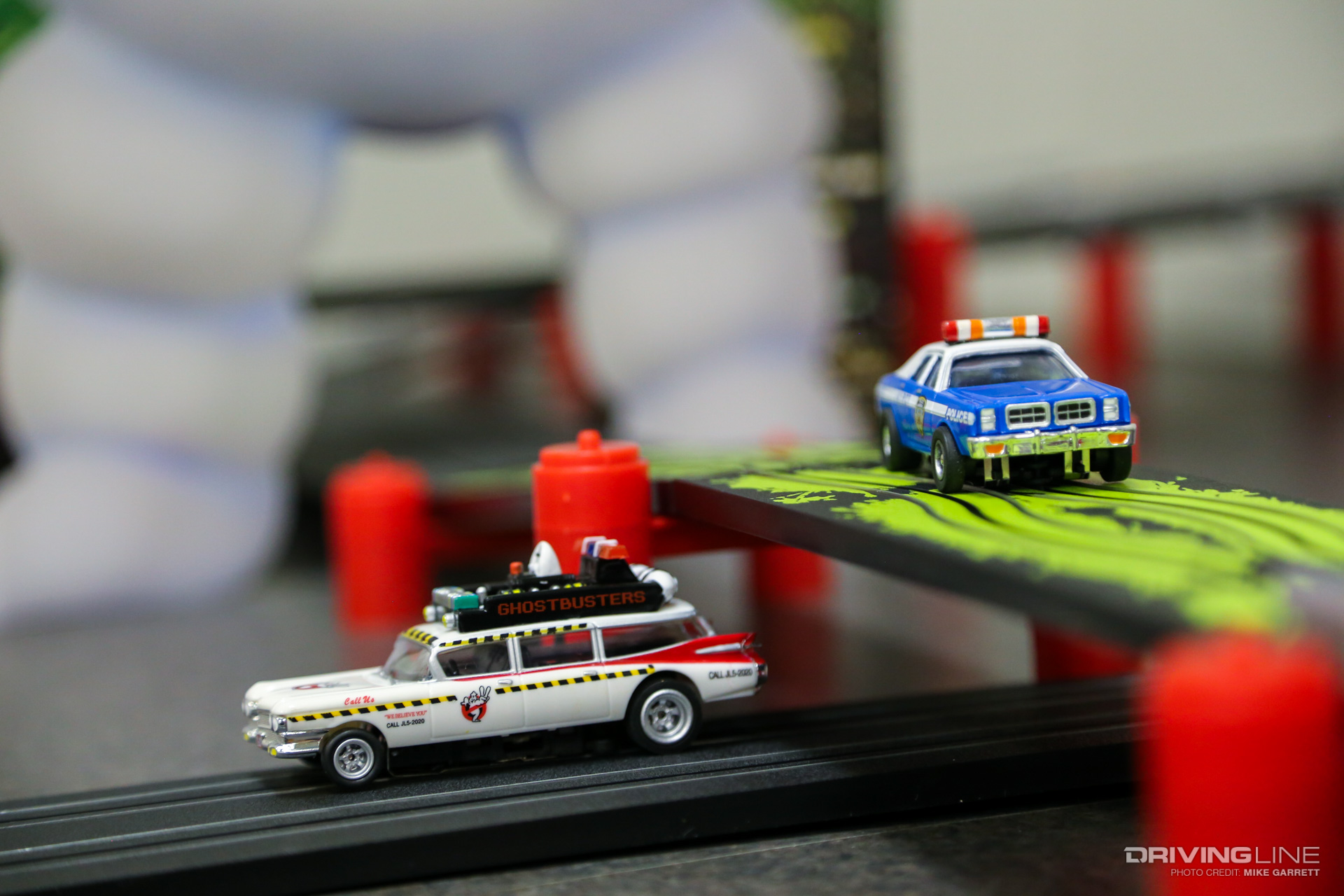 Slot Cars Forever Rediscovering The Fun Of Miniature Racing With Ho Car Track Power Wiring Auto World Drivingline