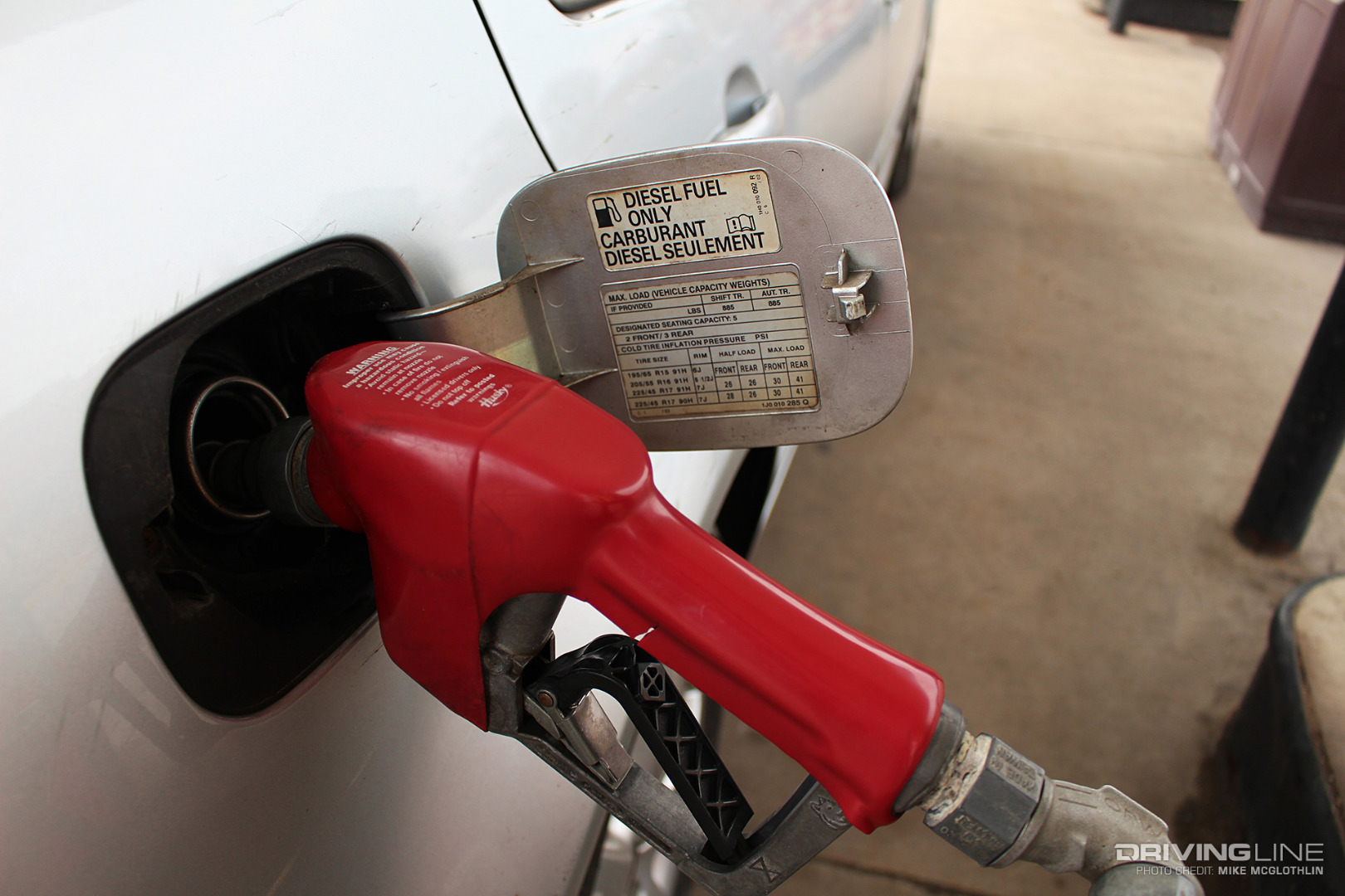 Nightmare Scenario: What to Do if Gas is Put in Your Diesel