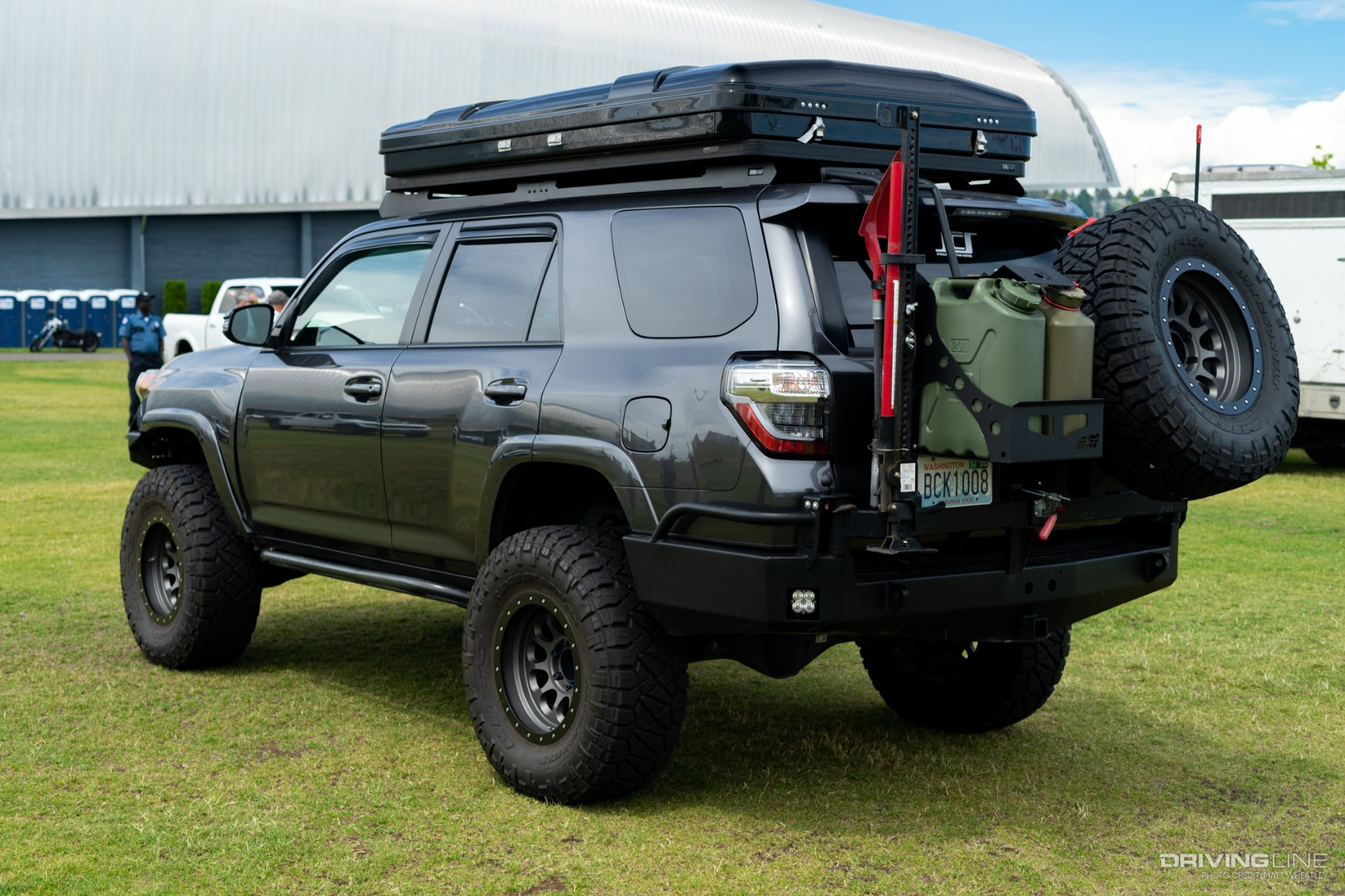 Growing Up Outside Torn S Overland Toyota 4runner