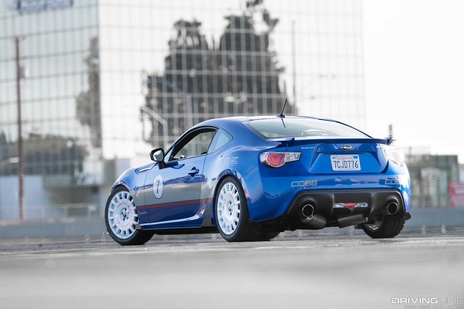 Build Your Own Subaru >> Rally Innovations '13 Subaru BRZ   DrivingLine