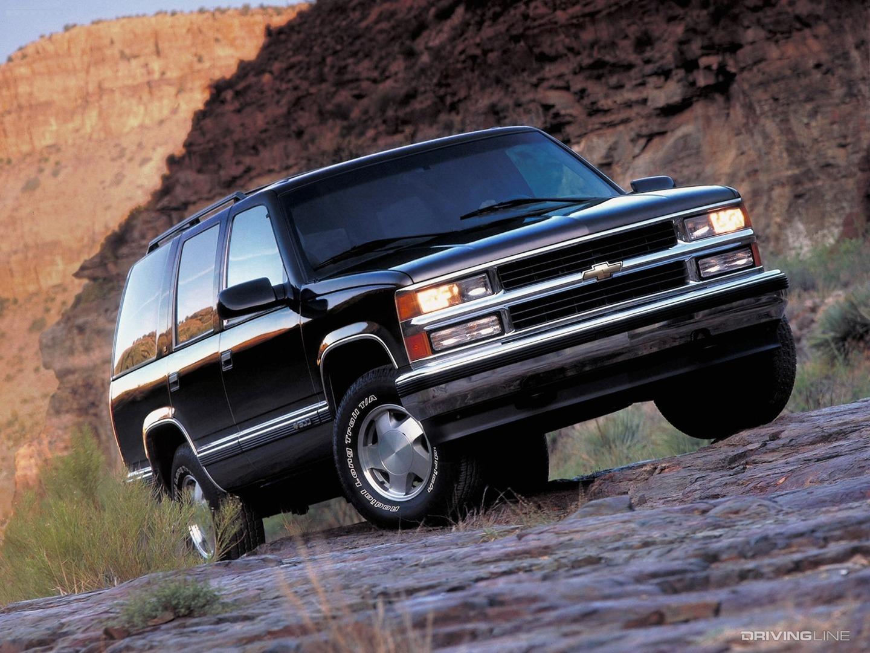 '90s-Era Chevrolet Tahoe and GMC Yukon Ushered In GM's SUV ...