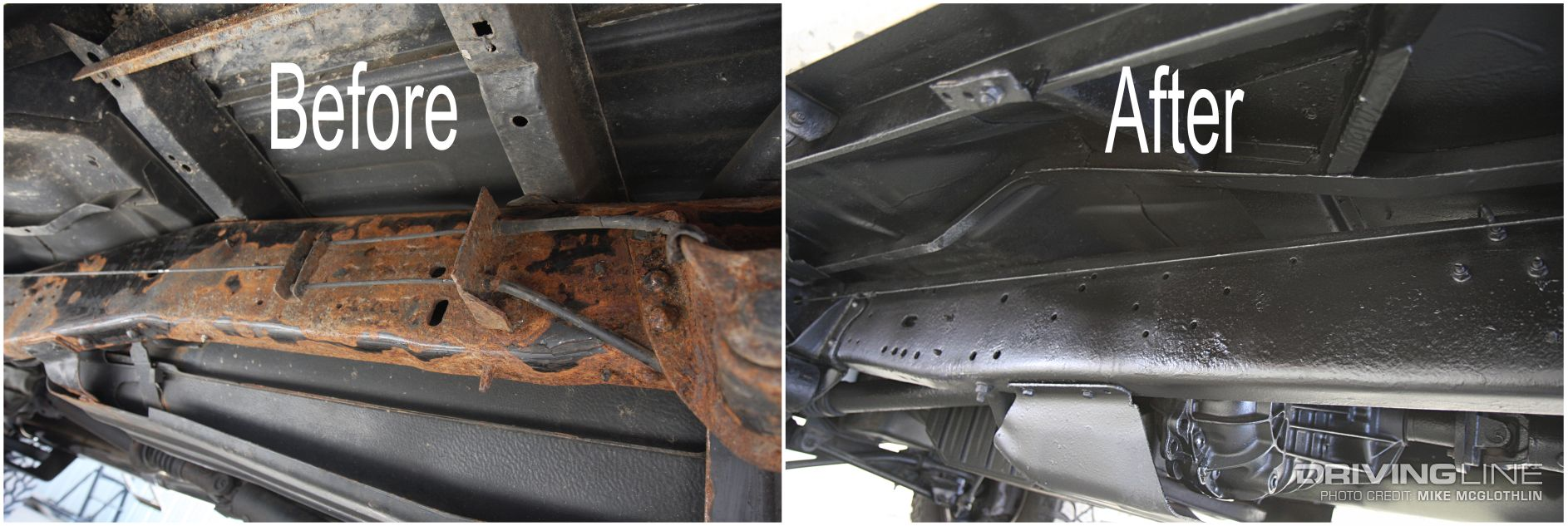 Can You Repair Rust On A Car