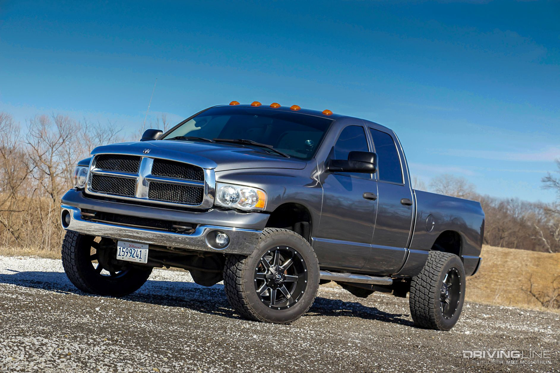 2005 dodge ram 2500 diesel towing specs