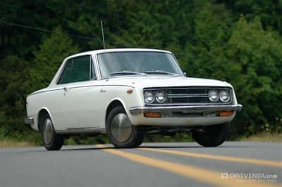 1968 Toyota Corona Project Ride: Resurrection | DrivingLine