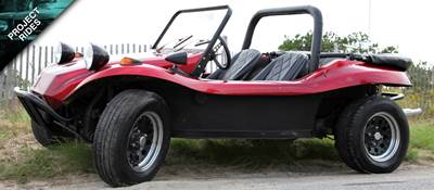 1970 Clodhopper Project Ride Dune Buggy With Heart Featureb My Is A