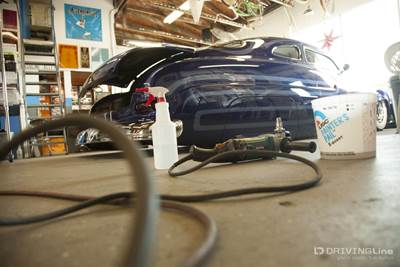 How To Buff A Car >> Tech Buffing Out Paint Scratches Drivingline