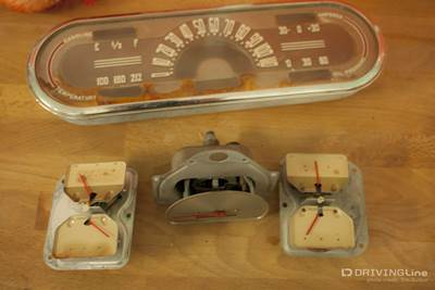 Tech: Restoring and Converting Vintage Gauges to 12V