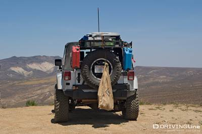 Off-Road Basics: Trail Etiquette   DrivingLine