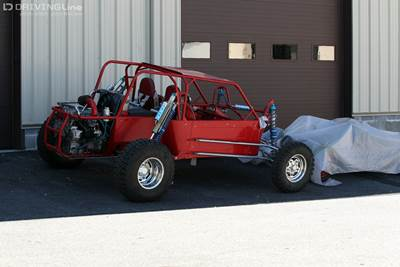 The Dune Buggy: Ready for Anything   DrivingLine