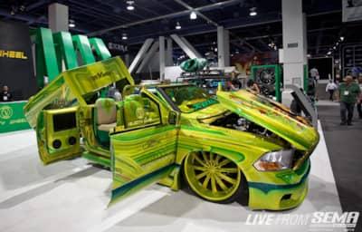 Sema 2014 Wild Wheels Drivingline