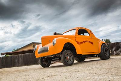 Dissecting the American Gasser | DrivingLine