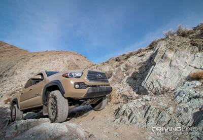 First Drive: 2016 Toyota Tacoma TRD Off-Road | DrivingLine