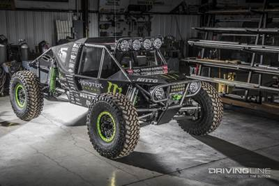The Dragon Slayer: Shannon Campbell's Latest Race Creation | DrivingLine