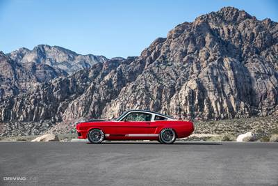 The Ringbrothers Splitr Mustang Gives A Whole New Meaning To