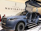 Just when you thought you'd seen every iteration of a pimp Lincoln Navigator, Lincoln brings forth a concept vehicle with falcon doors and a staircase! Mic dropped…
