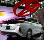 Toyota revamped the Prius plug-in & turned it into this baby. It gets 22 miles on a single charge, double the range of its predecessor.... but still just enough to get you out of your neighborhood.