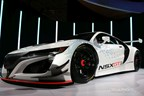 Acura announced that they will compete in North American GT-3 series by releasing this beast. Does that mean a GT-3 version of the new NSX is next? Fingers crossed...