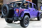In honor of its 13th year sponsoring the X Games, Jeep makes a Wrangler specifically targeted towards X Games fans.
