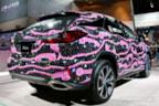 Lexus meets Katie Perry in this Jeremy Scott designed art car Lexus RX.