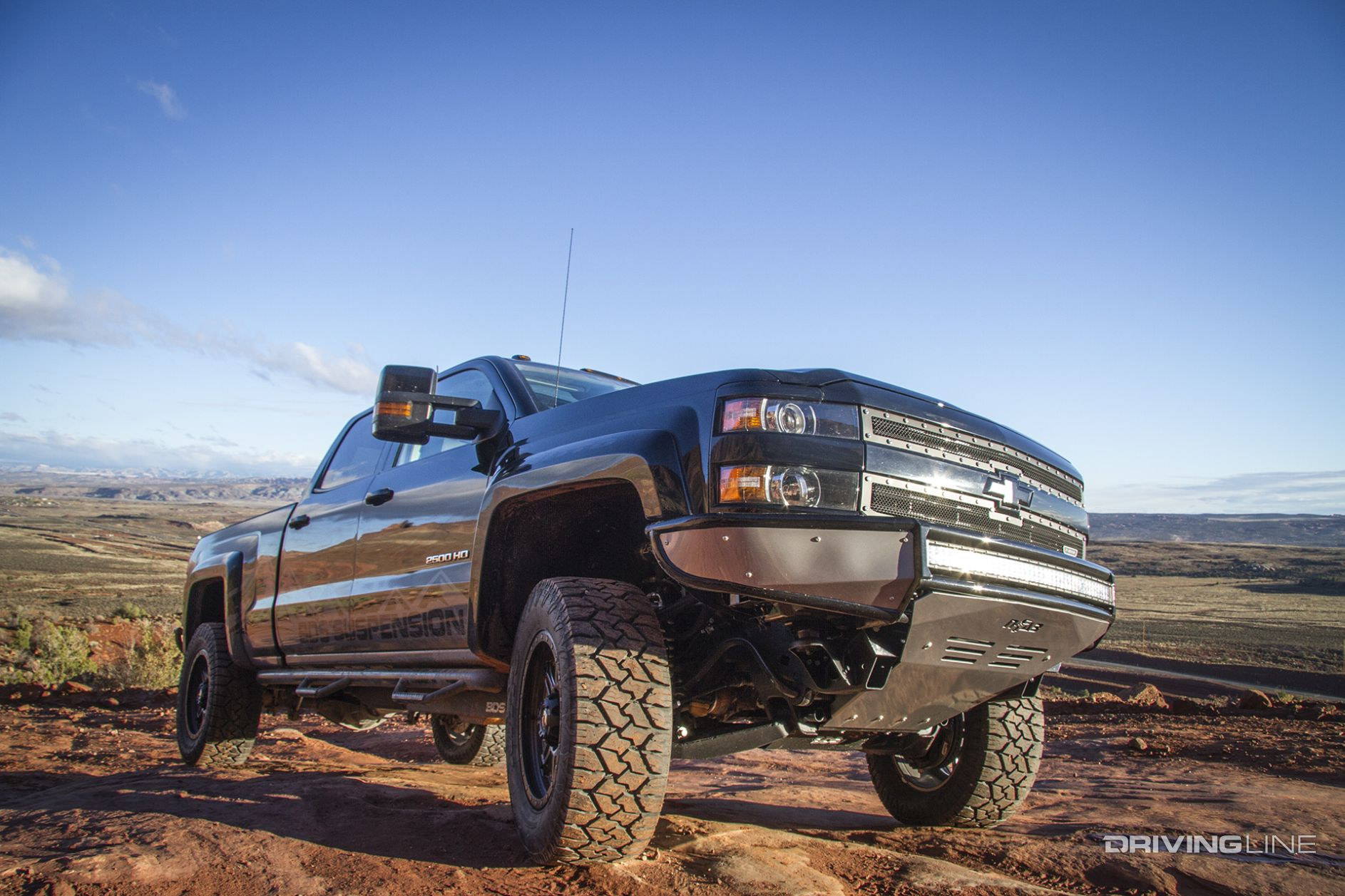 Game Changer: Chevy 2500 Coilover Conversion | DrivingLine