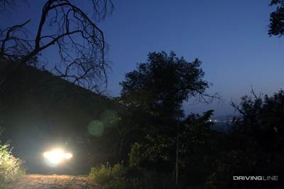 Searching For Sasquatch: San Diego 'Wheelers Brave Bigfoot's