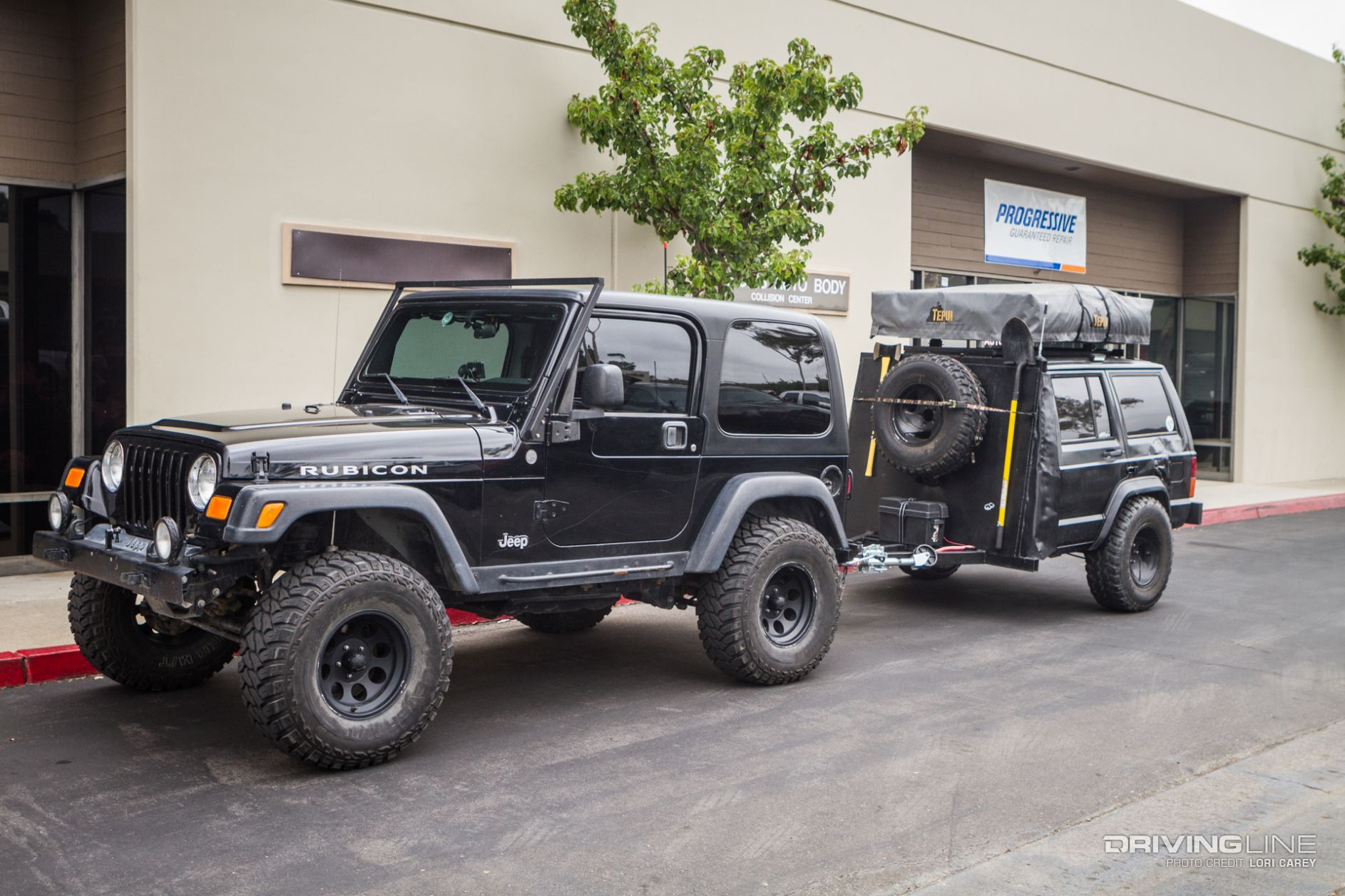 Pack Mule How To Fit Overland Essentials In A Compact 4x4 Drivingline