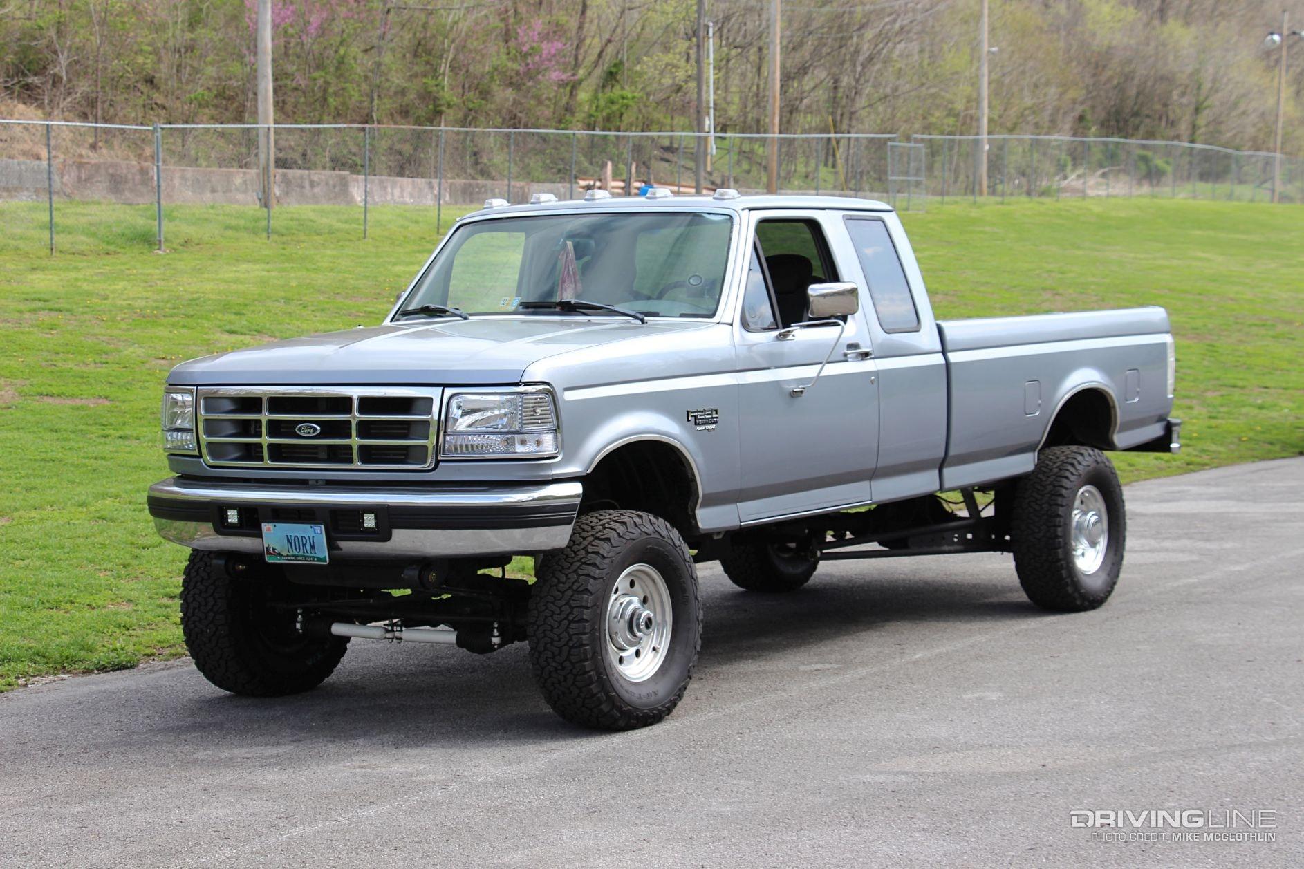 Best ford diesel engine years