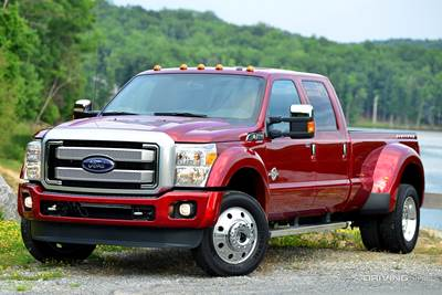 Power Stroking: Ford Diesel Truck Buyer's Guide | DrivingLine