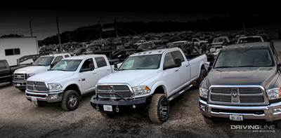 Diesel Ram Buyer's Guide: The Cummins Catalogue | DrivingLine