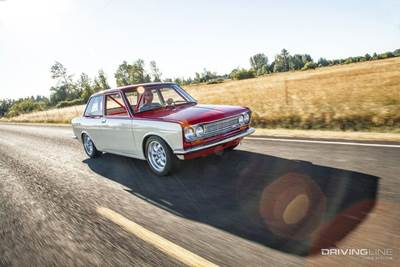Datsun 510 Custom Build: The Import Hot Rod That Makes