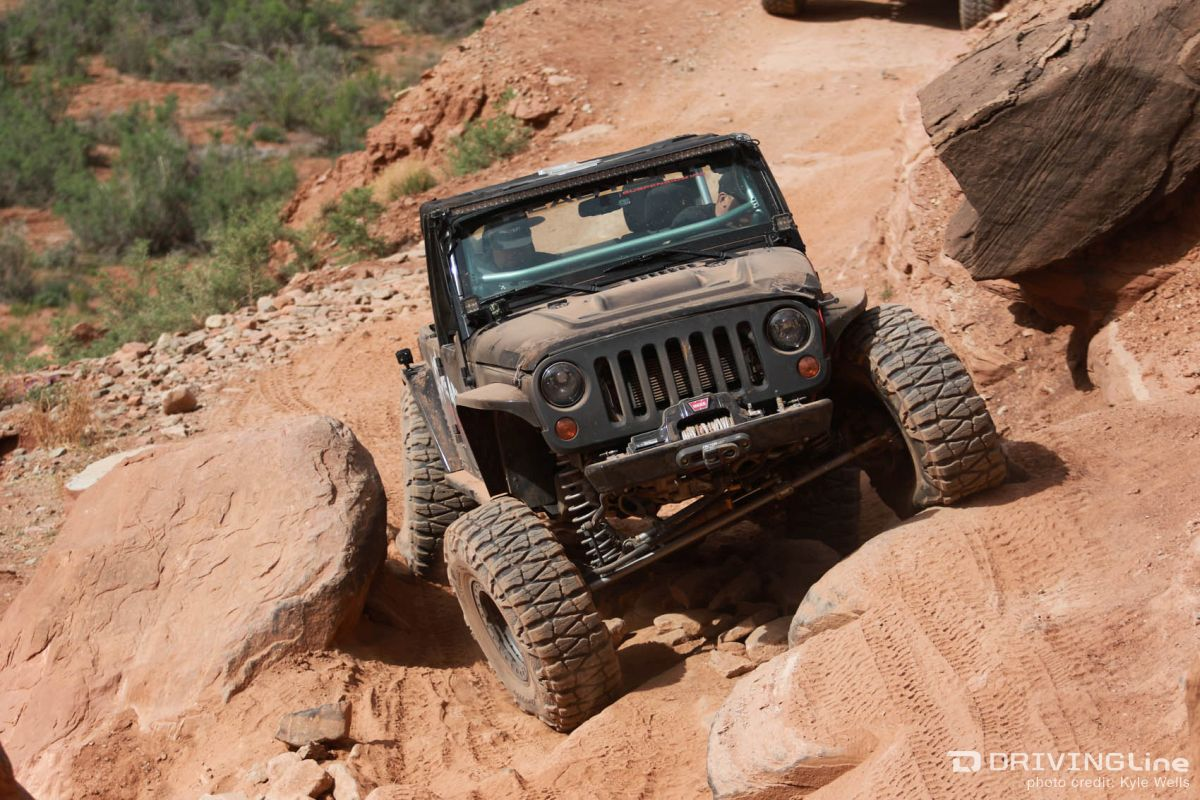 Kane Creek, Potato Salad Hill, and the Rest of Easter Jeep ...