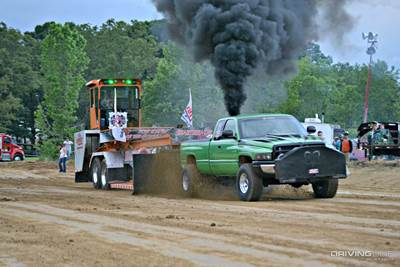 The Race to 300: Diesel Truck Pulling at Its Best | DrivingLine