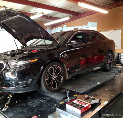 2016 Taurus Sho >> New Product Spotlight: MSD Performance Coil Packs for Ford ...