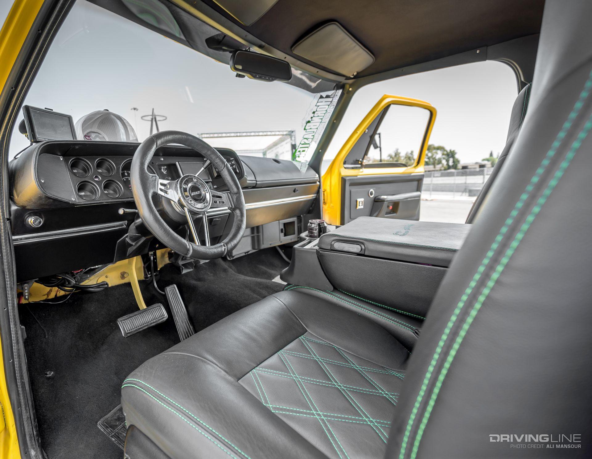 The Long Haul 1978 Cummins Powered Dodge W 150 Drivingline