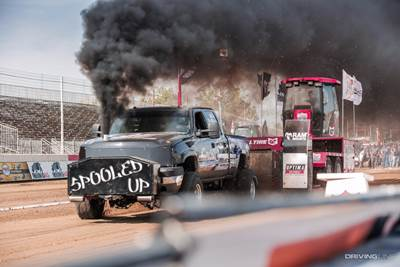 Check Out Some More Of The Best Truck Pulls From Scheid Sel Extravaganza 2017