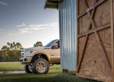 Grappaholics' 2011 Ford F-250 Project Build | DrivingLine