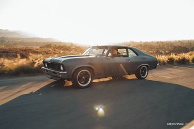 Ride of the Week: A Made-For-Thrills '70 Chevy Nova   DrivingLine