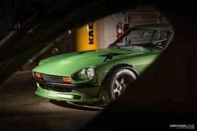 Fair Lady: Gas Monkey Garage X Big Mike Datsun Z   DrivingLine