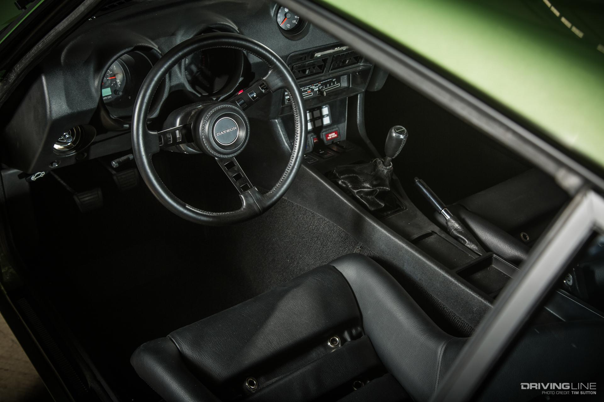 Fair Lady Gas Monkey Garage X Big Mike Datsun Z Drivingline