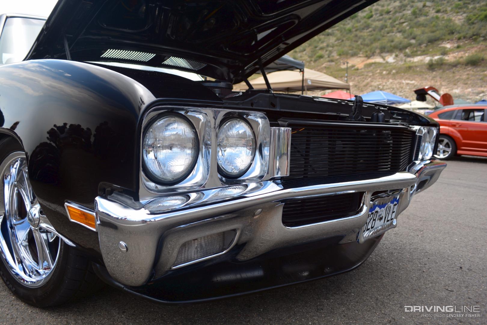 Black Rojo: A '71 Buick Skylark That Stands Apart   DrivingLine