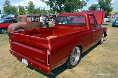 Custom 1968 C10: Five Things That Set Matt Bever's Pickup