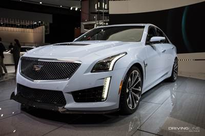8 reasons it s great to be a car enthusiast in 2018 drivingline - Cadillac cts v glacier metallic edition ...