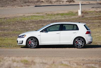 Golf Gti Right Side