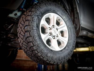 Ride like Royalty: 2015 Toyota 4Runner King Suspension